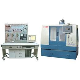 BR-518 CNC Computer Numerical Control milling machine comprehensive skill training intelligent evaluation system(network type)