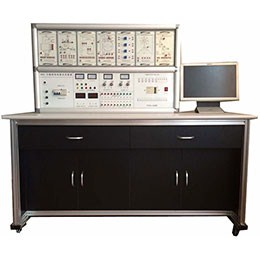 BR-305B programmable logic controller synthetically practical training equipment