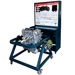 BR-QY4003 Toyota 1ZR engine Disassembling trainer