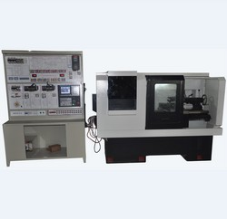 BR-517 CNC Computer Numerical Control turning lathe comprehensive skill training intelligent evaluation system(network type)